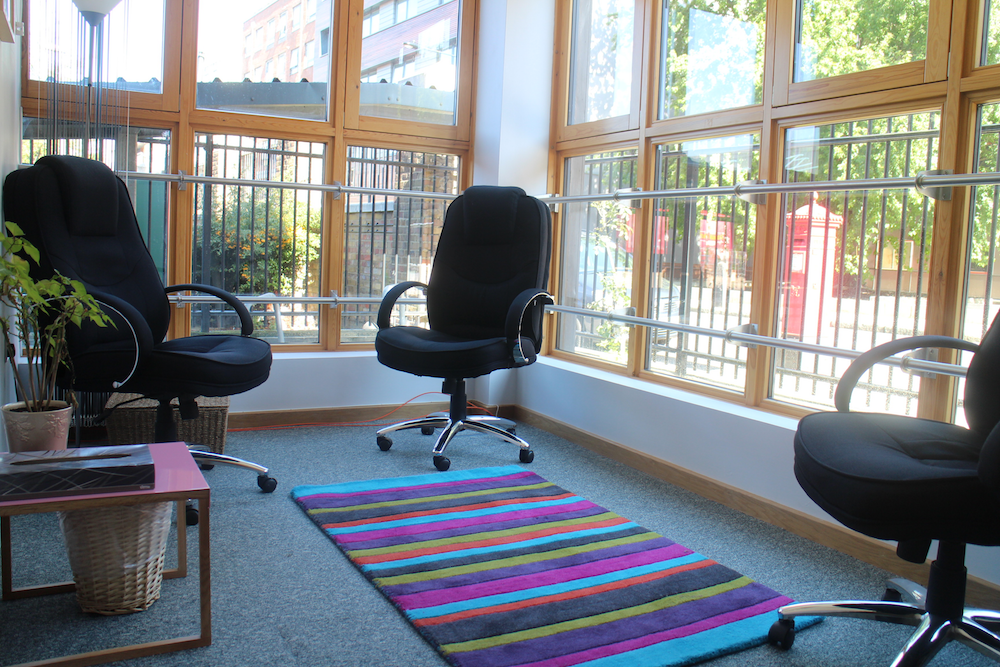 Therapy Rooms For Hire Shoreditch